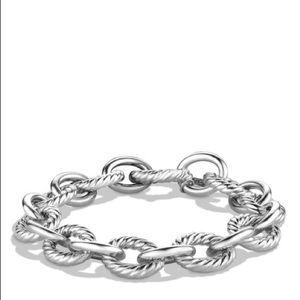 COPY - David Yurman Oval Link Bracelet